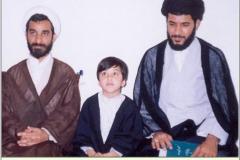 سید محمد طباطبایی و پدرش