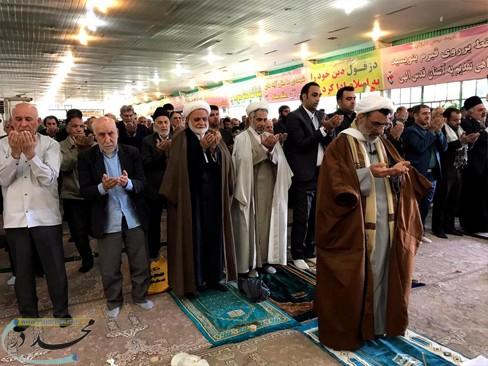 نمازجمعه استاد خسروپناه