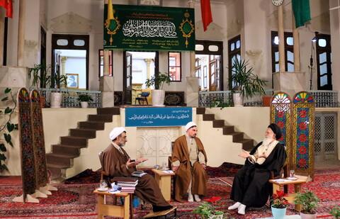 گفتگو استاد خسروپناه و ایت الله علوی بروجردی